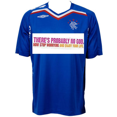 atheist Rangers strip